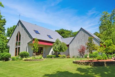 Huntley Single Family Home New: 12612 Hensel Road