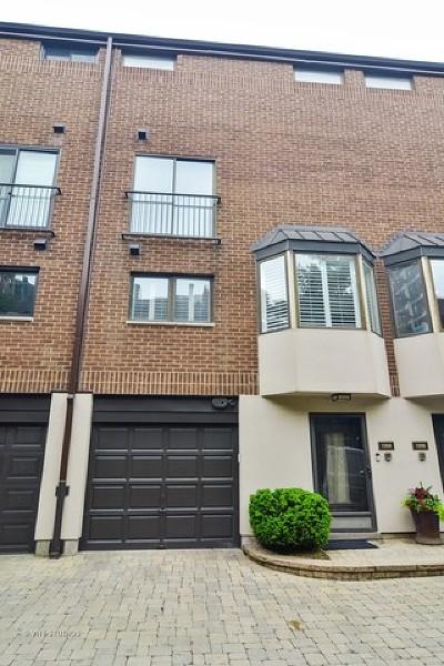 Chicago IL Condo/Townhouse New: $1,075,000