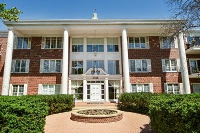 Flossmoor  Condo/Townhouse For Sale: 3415 Vollmer Road #301