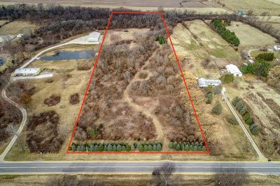 Mc Henry County Residential Lots & Land For Sale: 777 Menge Road