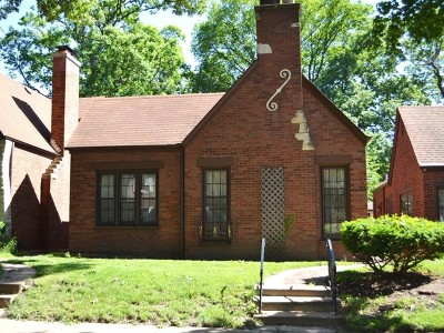 Chicago IL Single Family Home New: $360,000