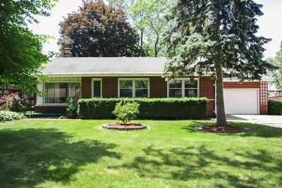 Palos Heights, Palos Hills Single Family Home For Sale: 12548 South Massasoit Avenue