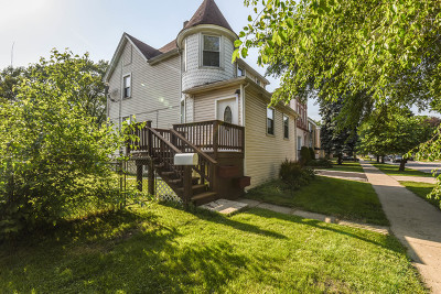 Franklin Park Single Family Home For Sale: 3138 Scott Street