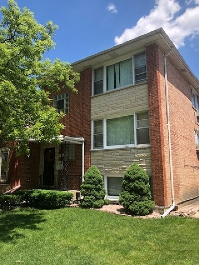 Elmwood Park Multi Family Home For Sale: 2031 North 74th Avenue