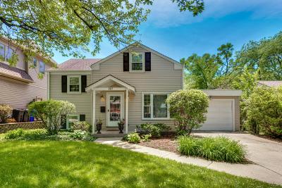 Glen Ellyn Single Family Home New: 267 Hillside Avenue