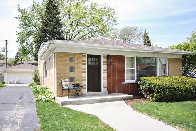 Oak Lawn Single Family Home New: 10136 Minnick Avenue
