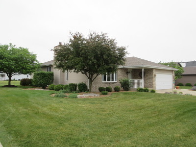 Manhattan  Single Family Home For Sale: 15548 Donegal Drive