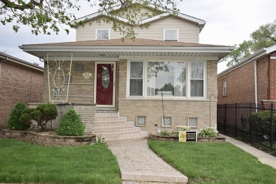 Chicago IL Single Family Home New: $265,000