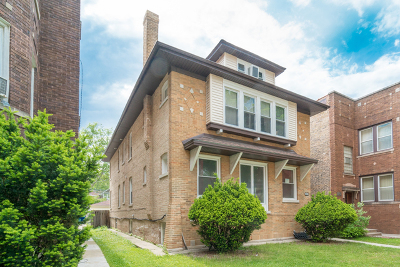 Chicago IL Multi Family Home New: $515,000