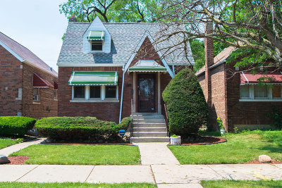 Chicago IL Single Family Home New: $209,900
