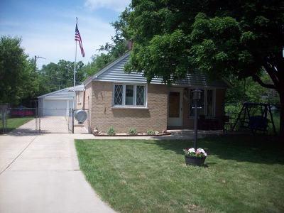 Melrose Park Single Family Home New: 2720 North Hyde Park Avenue