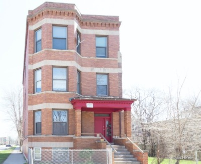 Chicago IL Multi Family Home New: $308,000