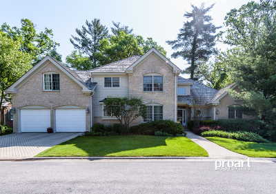 Lake Forest Single Family Home For Sale: 1670 Harvard Court