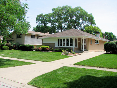 Arlington Heights Single Family Home New: 409 North Patton Avenue