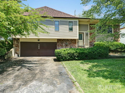 Bolingbrook Single Family Home For Sale: 368 North Pinecrest Road