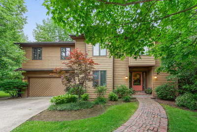 Hinsdale Single Family Home Price Change: 348 Canterbury Court