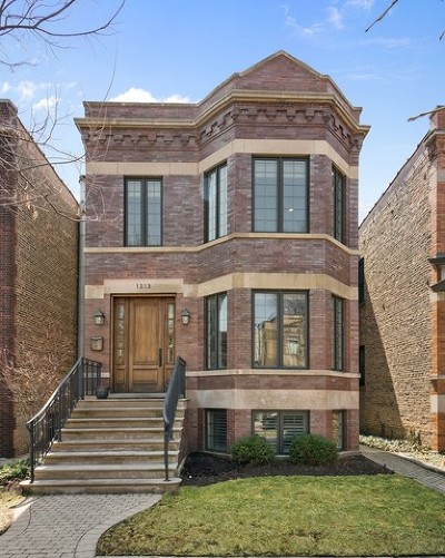 Chicago IL Single Family Home New: $1,649,500