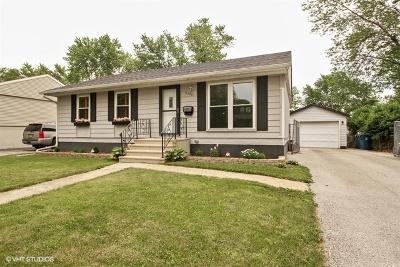 Steger Single Family Home Contingent: 3523 Susan Lane