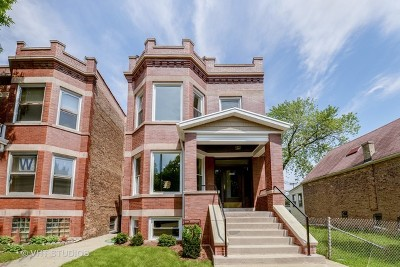 Cook County Multi Family Home New: 5349 North Ashland Avenue