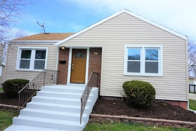 Oak Lawn  Single Family Home New: 5464 Franklin Avenue