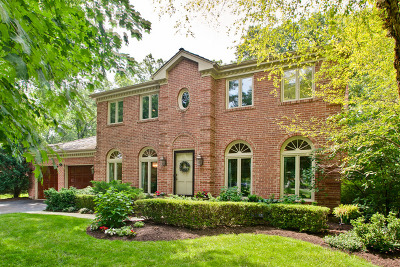Lincolnshire Single Family Home For Sale: 11 Westwood Lane