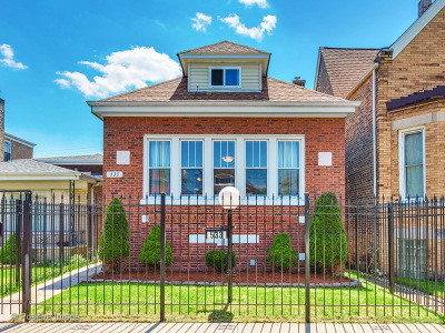 Chicago IL Single Family Home New: $200,000