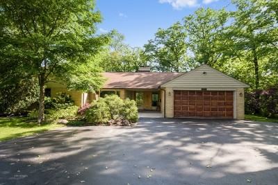 Highland Park Single Family Home New: 1035 Green Bay Road