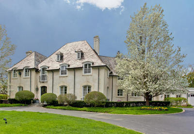 Lake Forest Single Family Home New: 380 King Muir Road