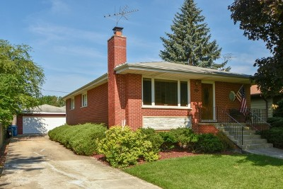 Alsip  Single Family Home New: 11640 South Lawler Avenue