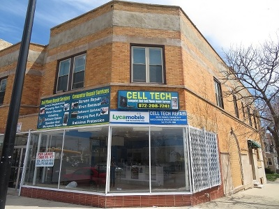 Chicago IL Commercial Re-Activated: $0