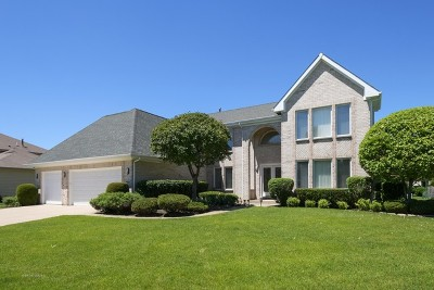 Buffalo Grove Single Family Home For Sale: 390 Foxford Drive
