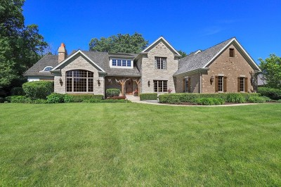 Libertyville Single Family Home For Sale: 1865 Haven Lane