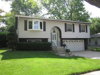 Streamwood Single Family Home New: 17 Linda Lane
