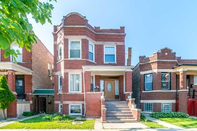 Cicero Multi Family Home New: 5631 West 23rd Place