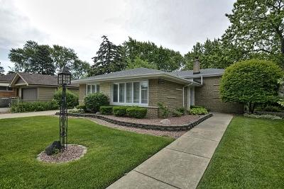 Oak Lawn Single Family Home New: 4413 West 101st Street