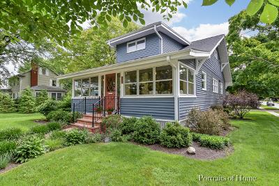 Geneva Single Family Home For Sale: 201 North Lincoln Avenue