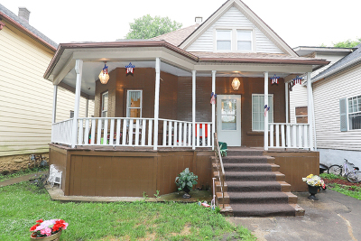 Joliet IL Single Family Home New: $106,000