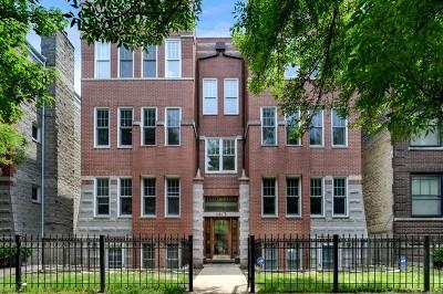 Condo/Townhouse For Sale: 1413 West Cuyler Avenue #2E