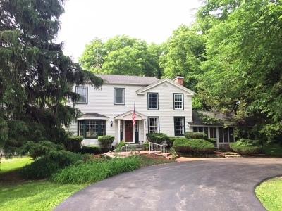 Mc Henry County Single Family Home New: 9205 Bull Valley Road