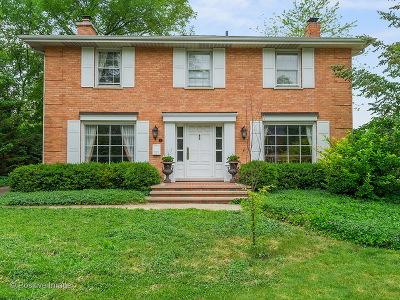 Hinsdale Single Family Home For Sale: 4 North Stough Street