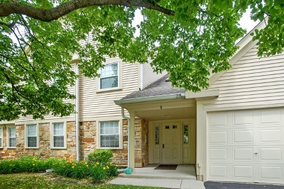 Schaumburg Condo/Townhouse New: 8 Aberdeen Court #Z2