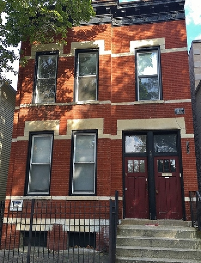 Multi Family Home For Sale: 1346 West Webster Avenue