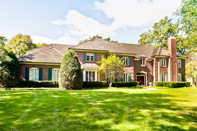 Lake Forest Single Family Home New: 610 South Ridge Road