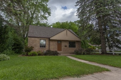 Rockford Single Family Home Re-Activated: 625 Welty Avenue