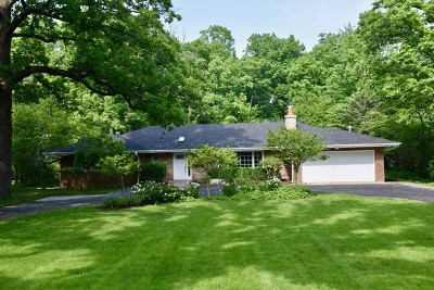 Highland Park Single Family Home New: 1015 Green Bay Road