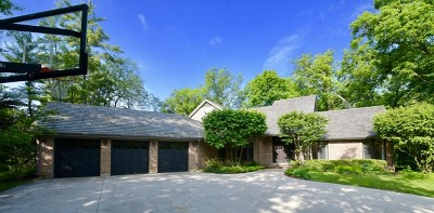 Lake Forest Single Family Home New: 1330 Estate Lane