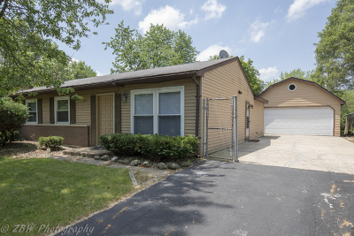 Bolingbrook Single Family Home New: 129 South Orchard Drive
