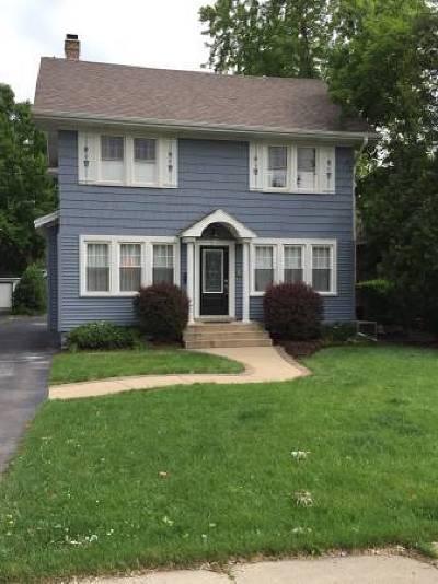 Wheaton Single Family Home New: 515 East Illinois Street