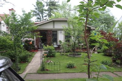Crete  Single Family Home For Sale: 693 Jefferson Street