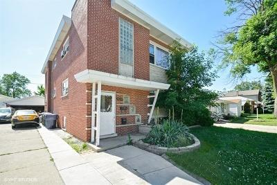 Oak Lawn Multi Family Home Contingent: 9228 Central Avenue